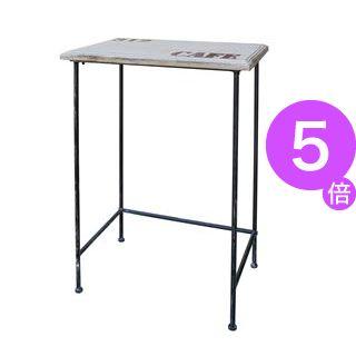 ■5倍ポイント■カルナック(CARNAC) アンティーク調 アンティーコサイドテーブル01 PJ011[21]