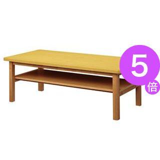 ■5倍ポイント■KOEKI 応接センターテーブル VT-1260 NA[21]