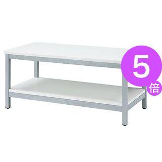 ■5倍ポイント■TOKIO 応接テーブル CT-1050 W ホワイト[21]