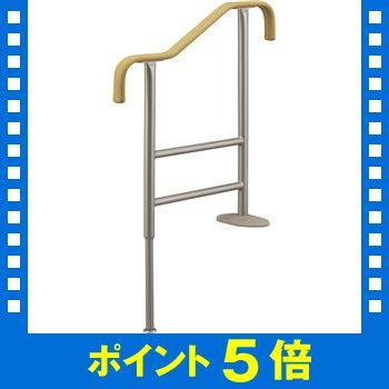 ■5倍ポイント■アロン化成 上がりかまち用手すり (1)K-650L 531-002[21]