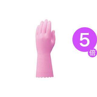 ■5倍ポイント■(業務用300セット) ショーワ ナイスハンドミュー薄手 Sサイズ ピンク[21]