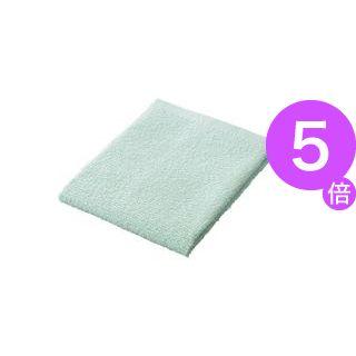 ■5倍ポイント■(業務用50セット) ジョインテックス おしぼりタオル10枚入 グリーン N109J-GR ×50セット[21]