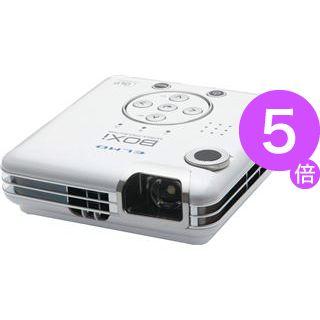 ■5倍ポイント■ELMOモバイルプロジェクタ BOXi MP-350[21]