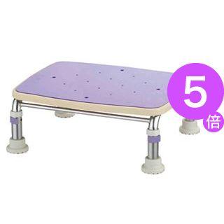 ■5倍ポイント■アロン化成 浴槽台 ステンレス製浴槽台R ミニ 12-15 ブルー 536-463[21]