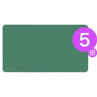 (業務用30セット) サンポー 捺印用マット M-18 緑[21]