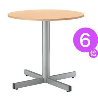 ■6倍ポイント■ジョインテックス テーブル RT-750 ナチュラル[21]