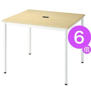 ■6倍ポイント■FRENZ テーブル RM-990 Nナチュラル[21]