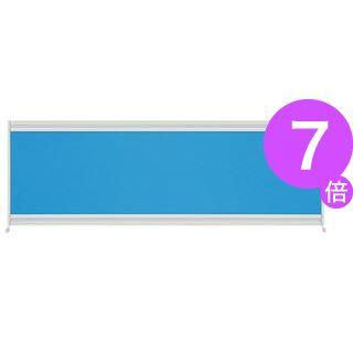 ■7倍ポイント■プラス UJデスクトップパネル UJ-124P-J BL W1200[21]