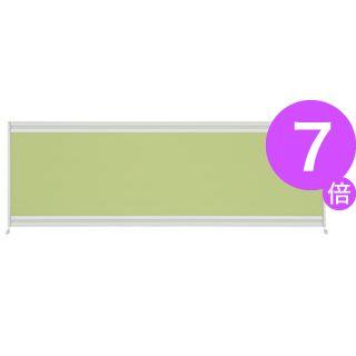 ■7倍ポイント■プラス UJデスクトップパネル UJ-124P-J YG W1200[21]