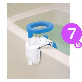 輝く高品質な ■7倍ポイント■幸和製作所 浴槽手すり テイコブコンパクト浴槽手すり YT01[21], シロイシシ bac37b5f