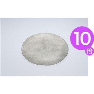 ■10倍ポイント■能作(nousaku) 錫器 中皿 - 布目[21]