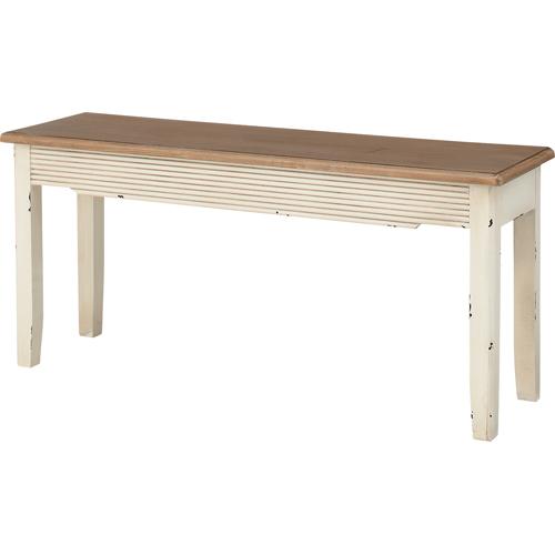 木製ダイニングベンチ 幅100cm ブロッサム