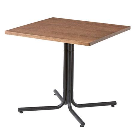 カフェダイニングテーブル ダリオ 幅75cm