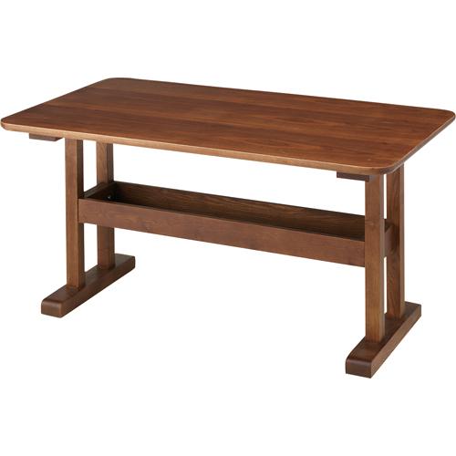 開梱設置が選べる ダイニングテーブル 幅130cm
