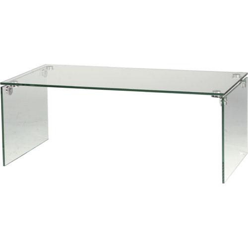 ガラスリビングテーブル 幅100cm