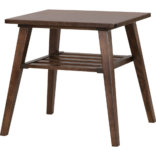 木製サイドテーブル モティ