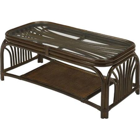 籐リビングテーブル 幅100cm t630b