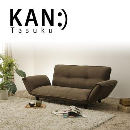 コンパクトカウチソファ カウチソファA01 KAN Tasuku