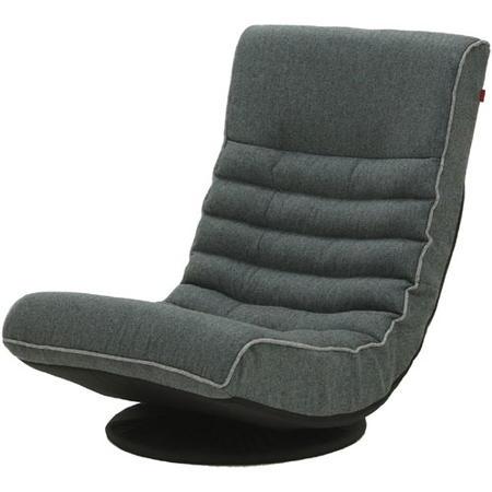 リクライニングソファ座椅子 ハルモニア グレー