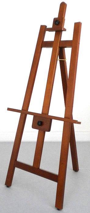 イーゼル 木製 木製イーゼル ディスプレイ ディスプレイイーゼル アンティーク 木:0a5520s3