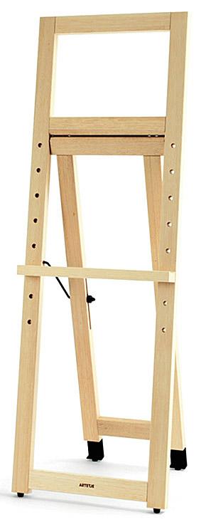 イーゼル 木製 木製イーゼル ディスプレイ ディスプレイイーゼル アンティーク 木:0a5541s2