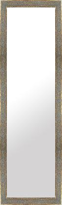 鏡 ミラー 壁掛け鏡 壁掛けミラー ウオールミラー:LM36アイボリー(フレームミラー 壁掛け 壁付け 姿見 姿見鏡 壁 おしゃれ エレガント 化粧鏡 アンティーク 玄関 玄関鏡 洗面所 トイレ 寝室 額 フレーム 額縁 )