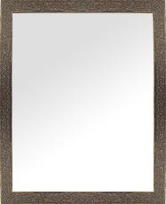 ユニークな色 の 鏡 ミラー 壁掛け鏡 壁掛けミラー ウオールミラー:LM36ブロンズ Lサイズ(フレームミラー 壁掛け 壁付け 姿見 姿見鏡 壁 おしゃれ エレガント 化粧鏡 アンティーク 玄関 玄関鏡 洗面所 トイレ 寝室 )