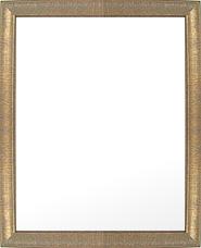 ゴールド 金 金箔 仕立ての 鏡 ミラー 壁掛け鏡 壁掛けミラー ウオールミラー:LM702 金箔 Lサイズ(フレームミラー 壁掛け 壁付け 姿見 姿見鏡 壁 おしゃれ エレガント 化粧鏡 アンティーク 玄関 玄関鏡 洗面所 トイレ 寝室 )