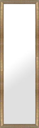 鏡 ミラー 壁掛け鏡 壁掛けミラー ウオールミラー:LM702 金箔(フレームミラー 壁掛け 壁付け 姿見 姿見鏡 壁 おしゃれ エレガント 化粧鏡 アンティーク 玄関 玄関鏡 洗面所 トイレ 寝室 額 フレーム 額縁 )