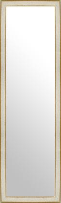 鏡 ミラー 壁掛け鏡 壁掛けミラー ウオールミラー:LM812 アイボリー(フレームミラー 壁掛け 壁付け 姿見 姿見鏡 壁 おしゃれ エレガント 化粧鏡 アンティーク 玄関 玄関鏡 洗面所 トイレ 寝室 額 フレーム 額縁 )