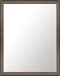 特大 大型 ラージサイズ の 鏡 ミラー 壁掛け鏡 壁掛けミラー ウオールミラー:LM812 コーヒー 特大サイズ(フレームミラー 壁掛け 壁付け 姿見 姿見鏡 壁 おしゃれ エレガント 化粧鏡 アンティーク 玄関 玄関鏡 洗面所 トイレ 寝室 )