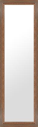 鏡 ミラー 姿見 姿見鏡:LP716ブラウン