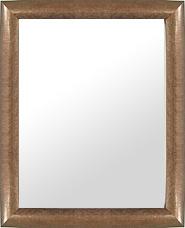ユニークな色 の 鏡 ミラー 壁掛け鏡 壁掛けミラー ウオールミラー:LP722ブロンズ Lサイズ(フレームミラー 壁掛け 壁付け 姿見 姿見鏡 壁 おしゃれ エレガント 化粧鏡 アンティーク 玄関 玄関鏡 洗面所 トイレ 寝室 )