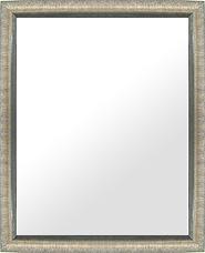 ユニークな色 の 鏡 ミラー 壁掛け鏡 壁掛けミラー ウオールミラー:壁掛け鏡 ウォールミラー:LZ5159 銀箔 Lサイズ(フレームミラー 壁掛け 壁付け 姿見 姿見鏡 壁 おしゃれ エレガント 化粧鏡 アンティーク 玄関 玄関鏡 洗面所 トイレ 寝室 )