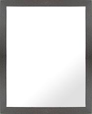ブラウン 茶色 ダークブラウン の 鏡 ミラー 壁掛け鏡 壁掛けミラー ウオールミラー:MDF4100 ブラウン Mサイズ(フレームミラー 壁掛け 壁付け 姿見 姿見鏡 壁 おしゃれ エレガント 化粧鏡 アンティーク 玄関 玄関鏡 洗面所 トイレ 寝室 )