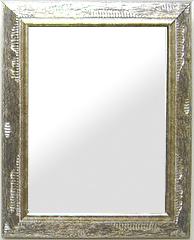 特大 大型 ラージサイズ の 鏡 ミラー 壁掛け鏡 壁掛けミラー ウオールミラー:メモリーズ 銀箔仕立て 特大サイズ(フレームミラー 壁掛け 壁付け 姿見 姿見鏡 壁 おしゃれ エレガント 化粧鏡 アンティーク 玄関 玄関鏡 洗面所 トイレ 寝室 )