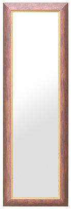 鏡 ミラー 壁掛け鏡 壁掛けミラー ウオールミラー:森の精(レッド)(フレームミラー 壁掛け 壁付け 姿見 姿見鏡 壁 おしゃれ エレガント 化粧鏡 アンティーク 玄関 玄関鏡 洗面所 トイレ 寝室 額 フレーム 額縁 )