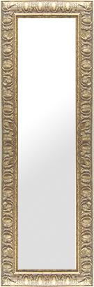 鏡 ミラー 壁掛け鏡 壁掛けミラー ウオールミラー:ミケランジェロ(フレームミラー 壁掛け 壁付け 姿見 姿見鏡 壁 おしゃれ エレガント 化粧鏡 アンティーク 玄関 玄関鏡 洗面所 トイレ 寝室 額 フレーム 額縁 )