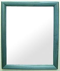 ユニークな色 の 鏡 ミラー 壁掛け鏡 壁掛けミラー ウオールミラー:天国と地上を結ぶ木(青)Sサイズ(フレームミラー 壁掛け 壁付け 姿見 姿見鏡 壁 おしゃれ エレガント 化粧鏡 アンティーク 玄関 玄関鏡 洗面所 トイレ 寝室 )