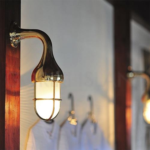 ブラケットライト 室内照明 壁掛けライト ブラケット照明 室内灯マリンライト 照明 北欧 真鍮 舶用 船舶用 アンティーク レトロ 照明器具 おしゃれ:g-7g0018k0