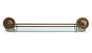 【ガラスシェル】ガラスシェルフ シェルフ 棚 ガラス棚 ラック ガラス 棚板 壁掛け ディスプレイ シェルフ デザイン オープンシェルフ トイレ 洗面の棚 化粧棚 サニタリーシェルフ:g-6g4062k2