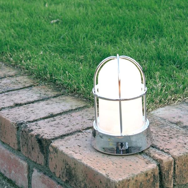 エクステリア照明 エントランス照明 門柱ライト エントランスライト マリンライト 照明 玄関 ライト エントランス 室外 屋外 おしゃれ アンティーク レトロ:g-7g0013k5-el