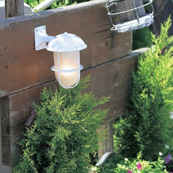 エクステリア照明 エントランス照明 門柱ライト エントランスライト マリンライト 照明 玄関 ライト エントランス 室外 屋外 おしゃれ アンティーク レトロ:g-7g0023k4-el