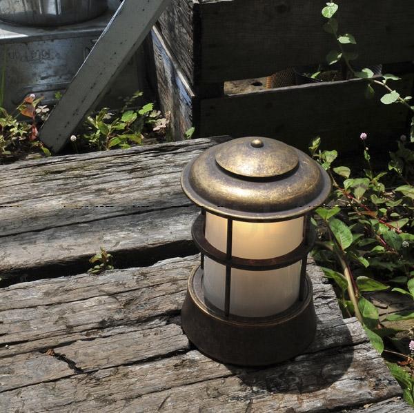 ガーデンライト 庭園灯 庭 庭園 ガーデン 室外 屋外照明 エクステリアライト マリンライト 舶用照明 船舶 照明 屋外ライト ライト 屋外 おしゃれ アンティーク レトロ:g-7g0014k6