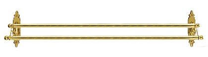 タオルハンガー タオルかけ タオル掛け アイアン 真鍮 アンティーク 洗面所 トイレ おしゃれ キッチン:g-6g4030k5