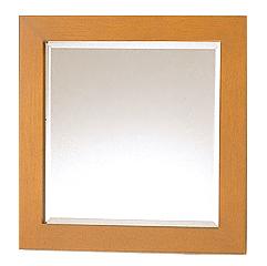 ナチュラル ナチュラル色 の 鏡 ミラー 壁掛け鏡 壁掛けミラー ウオールミラー:w450h450-3.5k(フレームミラー 壁掛け 壁付け 姿見 姿見鏡 壁 おしゃれ エレガント 化粧鏡 アンティーク 玄関 玄関鏡 洗面所 トイレ 寝室 )