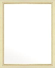 白 ホワイト ホワイト色 の 鏡 ミラー 壁掛け鏡 壁掛けミラー ウオールミラー:フェミニン アイボリー 456mmx556mm(フレームミラー 壁掛け 壁付け 姿見 姿見鏡 壁 おしゃれ エレガント 化粧鏡 アンティーク 玄関 玄関鏡 洗面所 トイレ 寝室 )