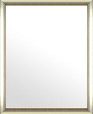 シルバー 銀 銀箔 仕立ての 鏡 ミラー 壁掛け鏡 壁掛けミラー ウオールミラー:シルバーコンチネンタル ゴールドインナー 352mmx452mm(フレームミラー 壁掛け 壁付け 姿見 姿見鏡 壁 おしゃれ エレガント 化粧鏡 アンティーク 玄関 玄関鏡 洗面所 トイレ 寝室 )