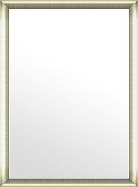 鏡 ミラー 壁掛け鏡 ウォールミラー:シルバーコンチネンタル ゴールドインナー(大)736mmx986mm