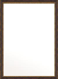 鏡 ミラー 壁掛け鏡 ウォールミラー:オーロラ ゴールド 714mmx964mm